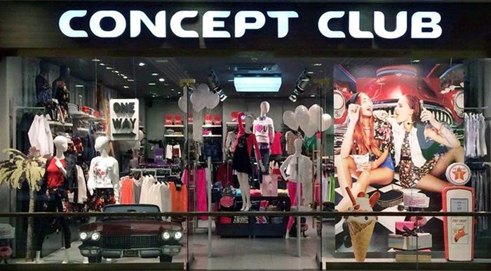 Club Одежда